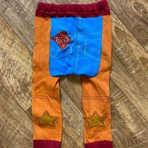 NWOT - Doodle Pants - Medium - Cowboy Chaps